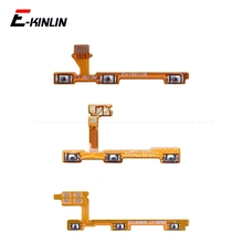 Flex-Cable Volume-Button Huawei Silent Replacement-Parts Switch-Power Ribbon Mute