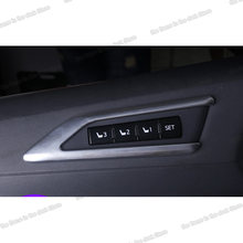 Lsrtw2017 сиденье автомобиля памяти планки с кнопками для toyota