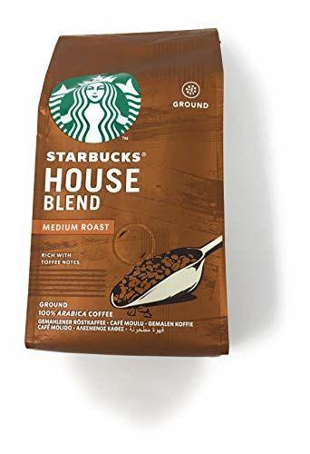 Starbucks Mezcla De La Casa 200g Café Molido (Paquete De 2)