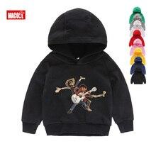 New Arrive Popular Cartoon Movie COCO Hoodies Sweatshirts Fashion Hip Hop Streetwear Casual Winter Long Sleeves Tops
