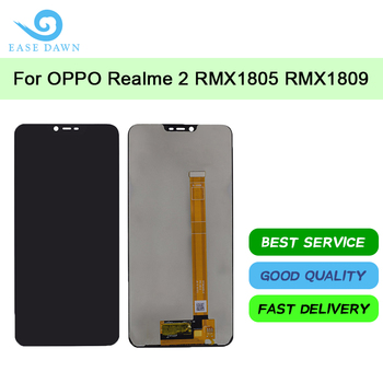 For OPPO Realme 2 RMX1805 RMX1809 LCD IPS Display Screen Touch Digitizer Assembly For Oppo Display Original