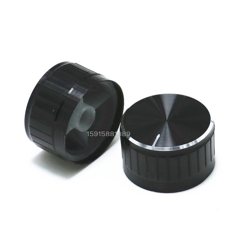 29x17 мм ручка потенциометра из алюминиевого сплава, противоскользящая (2 шт.)
