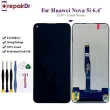 100% テスト Huawei 社ノヴァ 5i Lcd ディスプレイタッチスクリーンデジタイザアセンブリ GLK LX1/LX2/LX3 Huawei 社ノヴァ 5i 液晶画面