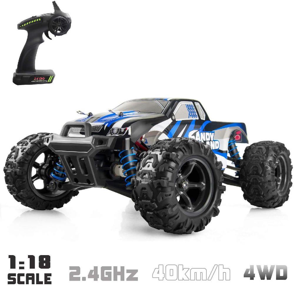 9300 Remote Control Car 1 18 Scale 2 4ghz Radio 4wd Fast 30 Mph