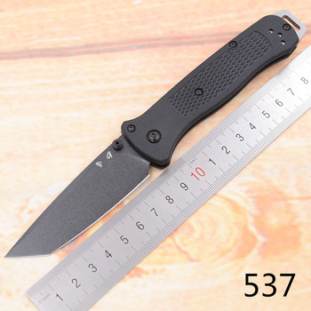 JUFULE Made 537 Grivory fiber handle Mark 3V Blade folding Pocket Survival EDC Tool camping hunt Utility outdoor Tactical knife image