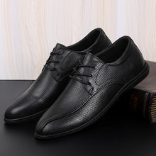 sports boots loafers zapatos shoe sale casual lather man sport black Casual leather sneakers flat shose shoes causal fashion de(China)