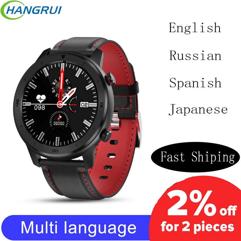 DT78 Смарт-часы для Amazfit GTR 47 мм спортивные водонепроницаемые мужские женские Смарт-часы GPS пульсометр кровяное давление часы для IOS
