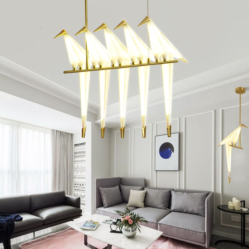 lowest price Hot Modern led Chandelier lamp New RC Dimmable APP Circle rings designer for living room bedroom ceiling chandelier fixtures