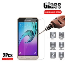 9H Tempered Glass On The For Samsung Galaxy J3 J5 J7 2016 2017 EU Prime Screen