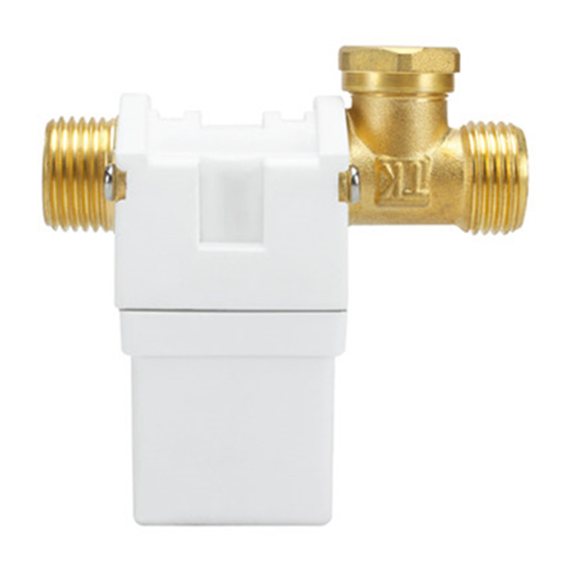 Brass Electric Solenoid Valve G1/2' NC 12v 24v 220v Water Heater Air Solar System