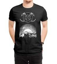 Camisetas de Héroes Del Silencio para hombre, color negro