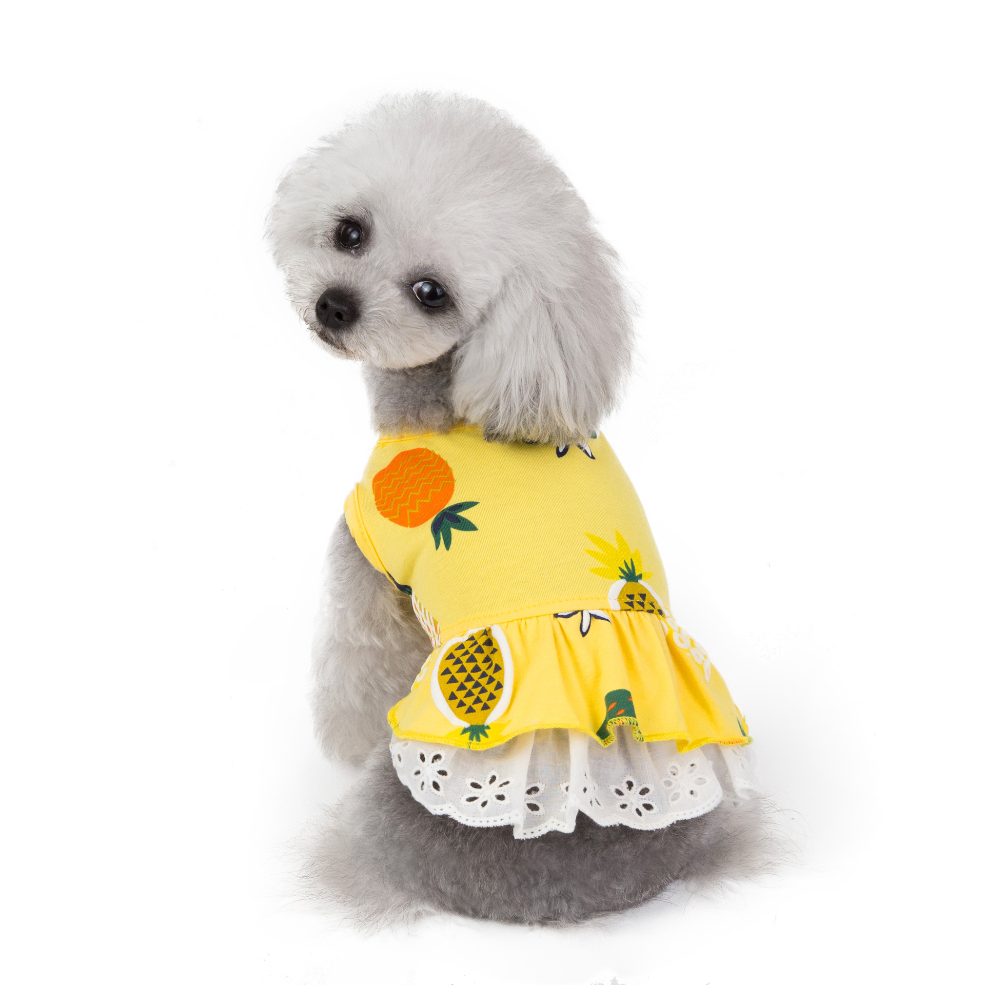 summer dog dress Dog clothes Dog dress puppy clothes puppy dress