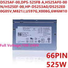 PSU Power-Supply Dell New for T3500/66pin/525w D525af-00/H525af-00/N525af-00/.. HP-D5253A0/D5252E0