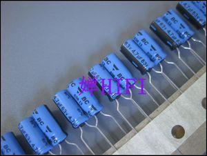 Image 1 - 20 قطعة جديد VISHAY قبل الميلاد KO038 63V4. 7 فائق التوهج 5X11 مللي متر مُكثَّف كهربائيًا KO 038 4.7 فائق التوهج 63V 4.7 فائق التوهج/63 V PH 63v 4.7 فائق التوهج
