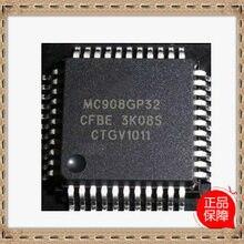 5 peça 10 10 peças/lote mc908gp32cfbe qfp44 microcontrolador embutido chip original novo em estoque