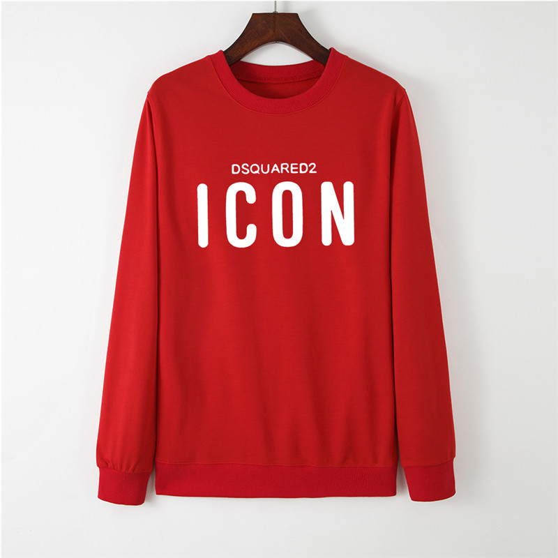 2019 Autumn New Icon Print Women Hoodie Long Sleeve Pullover Sweatshirt Spring O-NECK Women Clothes Harajuku Hoodies Casual Top