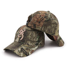 Camouflage Hat New Camo Baseball Cap Fishing Caps Men Outdoor Hunting Camouflage Jungle Hats Bionic Camouflage Casquette camouflage