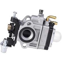 Topo!-carburador 10mm carb com junta para echo srm 260s 261s 261sb ppt pas 260 261 bc4401dw trimmer
