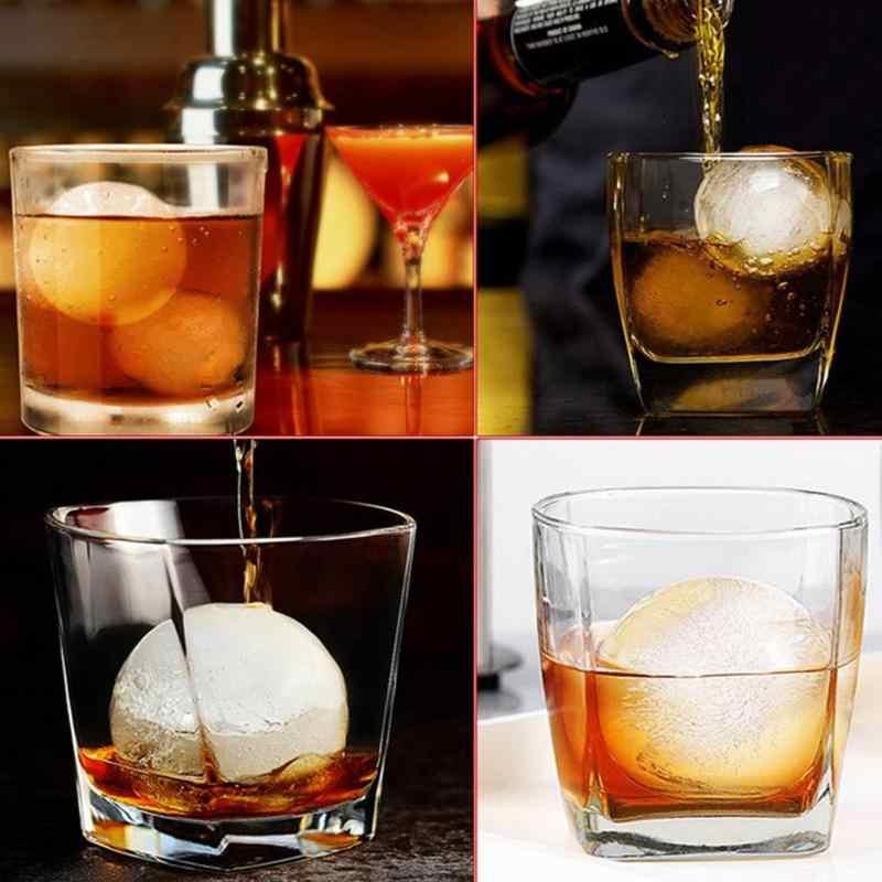 4.8 cm Ball Ice Mallen Ronde Silicone Ice Maker Mallen DIY Home Bar Whisky Cocktail Ice Cube Makers Mallen Ijs crème Keuken Gereedschap