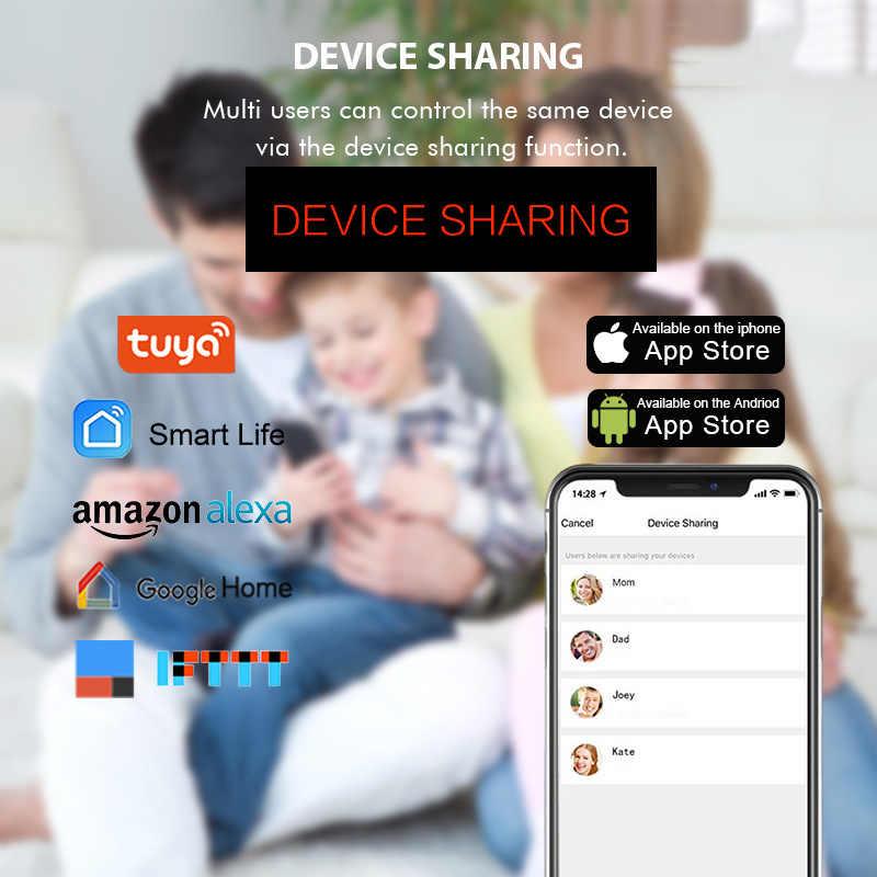 Phát wifi Mini Module Relay Tuya Ứng Dụng Điều Khiển từ xa Của Bạn Đèn Điều Khiển Giọng Nói Làm Việc với Google Nhà Amazon Alexa Echo IFTTT
