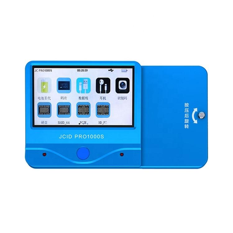 Хост-программатор JCID JC Pro1000S для модулей JC и программатора PCIE, инструменты для обслуживания сотового телефона, супер-модули Piggyback