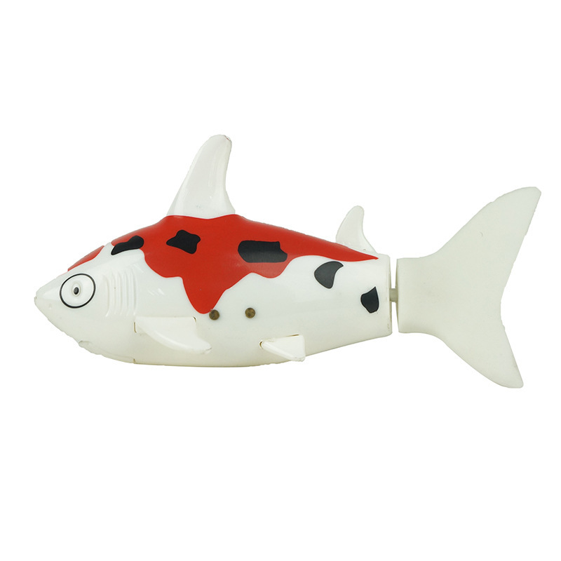 Children Remote Control Shark Charging Bionic Machine Underwater Electric Fish-Diving Baby Bath Water Toys