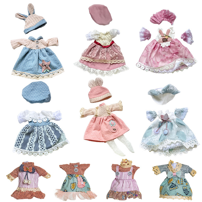 Skirt Bjd6-Doll 30cm Bain Accessories 16cm Benefit OB Baby