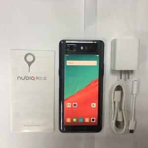 Image 4 - ZTE Nubia X โทรศัพท์มือถือ 6GB 64GB Snapdragon 845 OCTA Core 6.26 + 5.1 นิ้วหน้าจอ Dual 16 + 24MP กล้อง 3800mAh โทรศัพท์