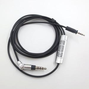 Image 1 - Cable de Audio para Sennheiser MOMENTUM On Ear 1,0, auriculares con Bluetooth, Cable de auriculares, Conector de Cable, accesorios de repuesto