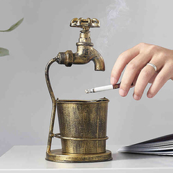 creative cigar Ashtray for home Cigarette ashtray Gift boyfriend Bar smoking smoke accessories desk ash tray Bong for smoking