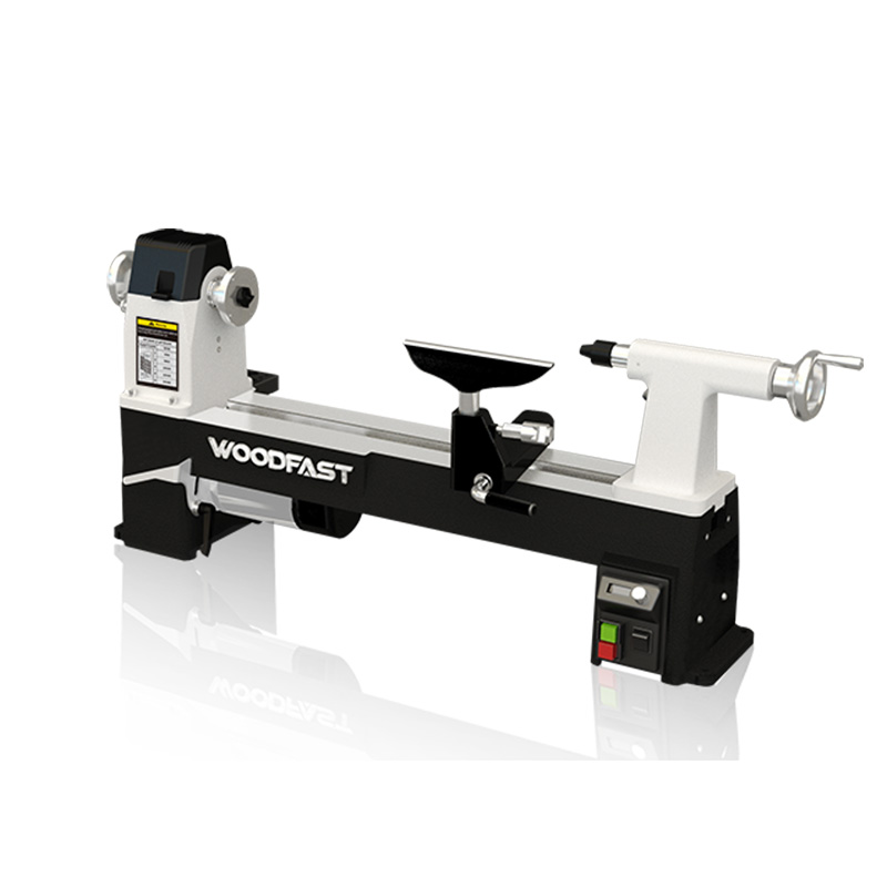 Woodfast WL320A Woodworking Lathe Wood Rotary Machine Small Household Multi-function High Precision Woodworking Lathe