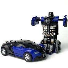 Child Collision Inertia Deformation Car Impact Toy Childrens Toys