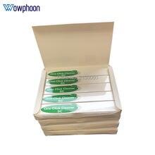 5Pcs/Box, 2.5mm SC Fiber Optic Cleaning Pen One Click FTTH fiber clean pen Universal Fiber Optic Connector cleaning tool