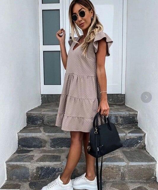 Thin Beach Party Dress 5