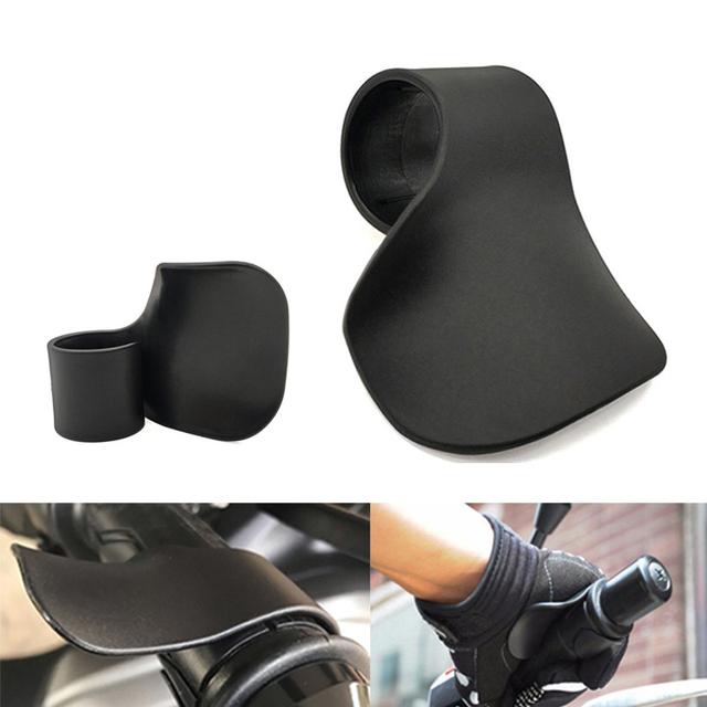 Motorcycle Throttle Assist Cruise Control Grips Wrist Rest Universal For Suzuki Bandit 650S GSF 1200 1250 650 BANDIT GSX 1250