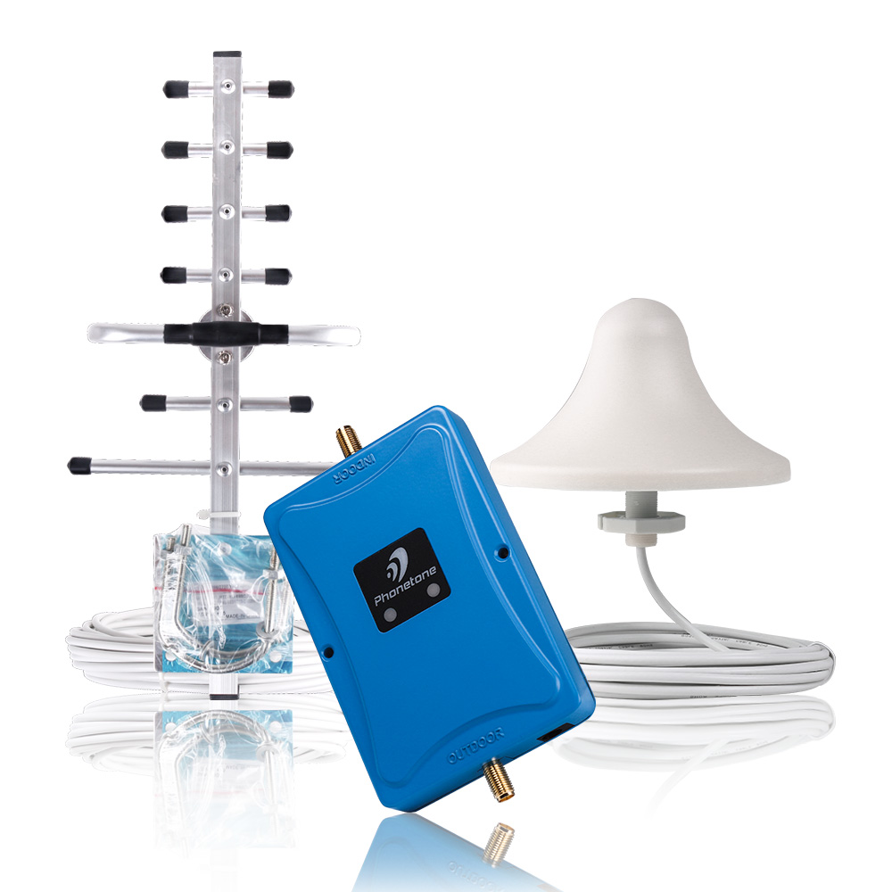 GSM 900 2G 3G 4G WCDMA FDD LTE 2600 MHz Mobile Phone Signal Booster 4G LTE Repeater Dual 900/2600 Cellular Booster Enhance Data