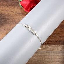 Стиль Европа и Америка специальные Креативные аксессуары Двухслойный жемчужный браслет для ног женские тусклые польские милые модные jiao shi pi