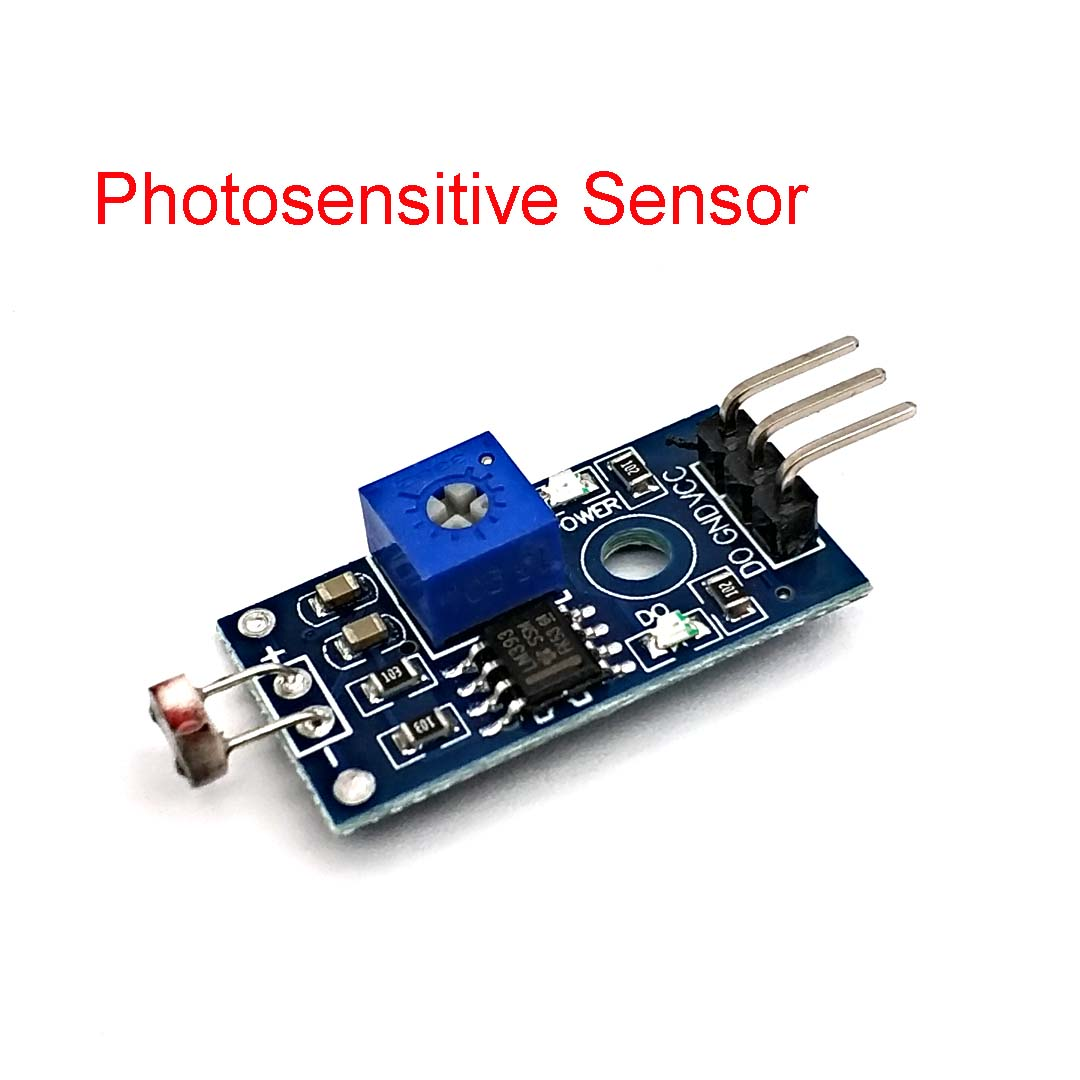 Photosensitive Sensor Module Light Detection Module For Arduino