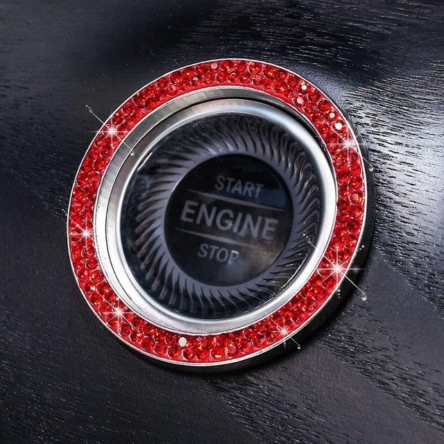 Фото автомобильные однокнопочные кнопки запуска и остановки двигателя цена