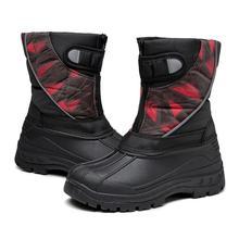 SKEHK Boots Children 2019 Boys Winter Warm Snow Anti-slip Size 28-33 945