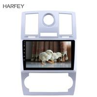 Harfey 9 inch OEM HD Car Stereo Bluetooth car radio for Chrysler Aspen 300C 2004 2008 autoradio Android 8.1 AUX support Carplay