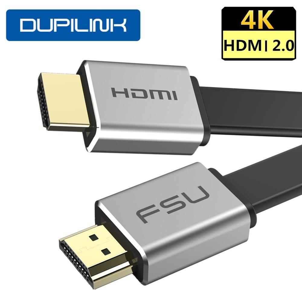 4k hdmi-cabo compatível 1m 1.5m 2m 3m 5m 8m 10m 15m para o portátil tv lcd computador projetor ps3 hdmi-cabo compatível