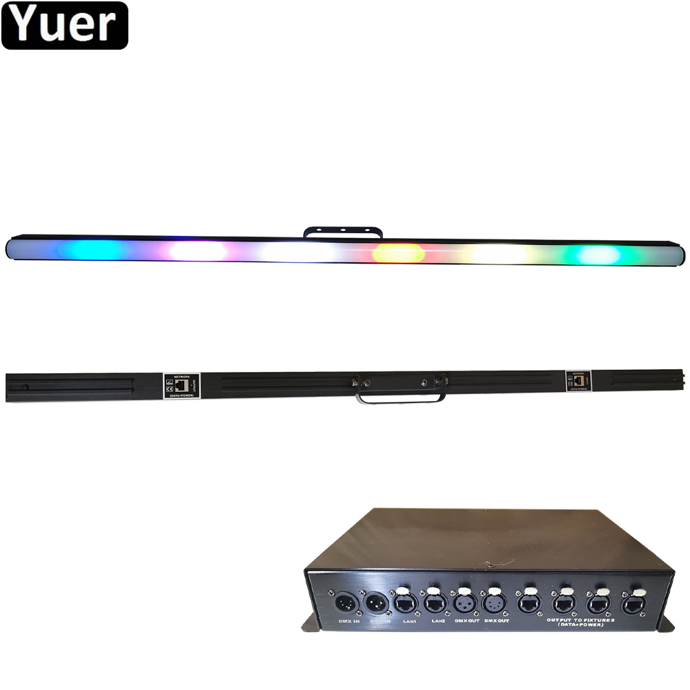 New Arrival LED Pixel 40x0.5W Lighting Individual Control Stage Light With Professional For DJ Nightclub Party Disco Decoration