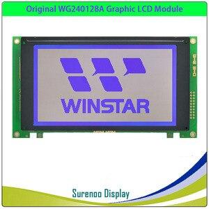 Image 2 - الأصلي/استبدال ل WG240128A TLX 1741 C3M NHD 240128WG ATFH VZ 240128 240*128 الرسم وحدة عرض LCD الشاشة