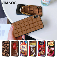 alenka bar wonka chocolate Silicone Case for iPhone 5 5S 6 6S Plus 7 8 11 Pro X XS Max XR