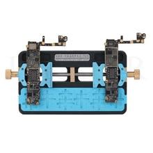 WL العالمي ارتفاع درجة الحرارة اللوحة ، تركيبات لإصلاح الهاتف المحمول IC رقاقة BGA اللوحة الأم أدوات حامل