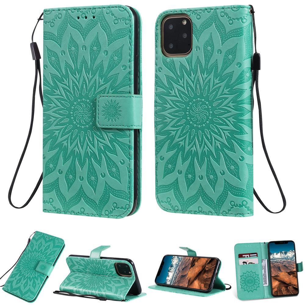 Luxury Flower Wallet Flip Case for iPhone 11/11 Pro/11 Pro Max 30