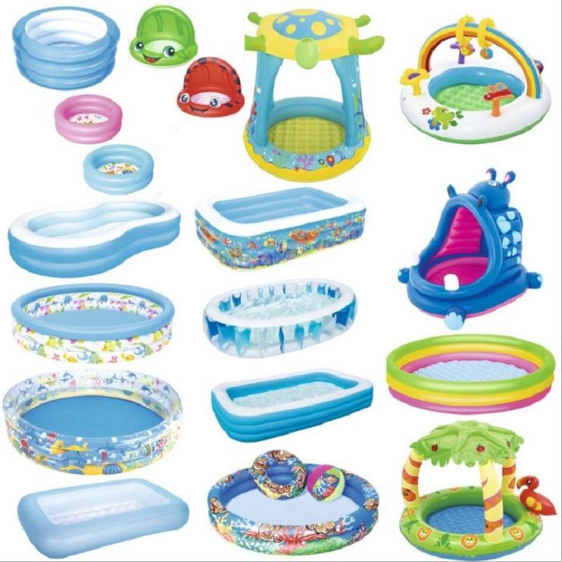 Baby Inflatable Swimming Pool Children's Toys  Bathtub Sea Ball Pool Swimming Ring