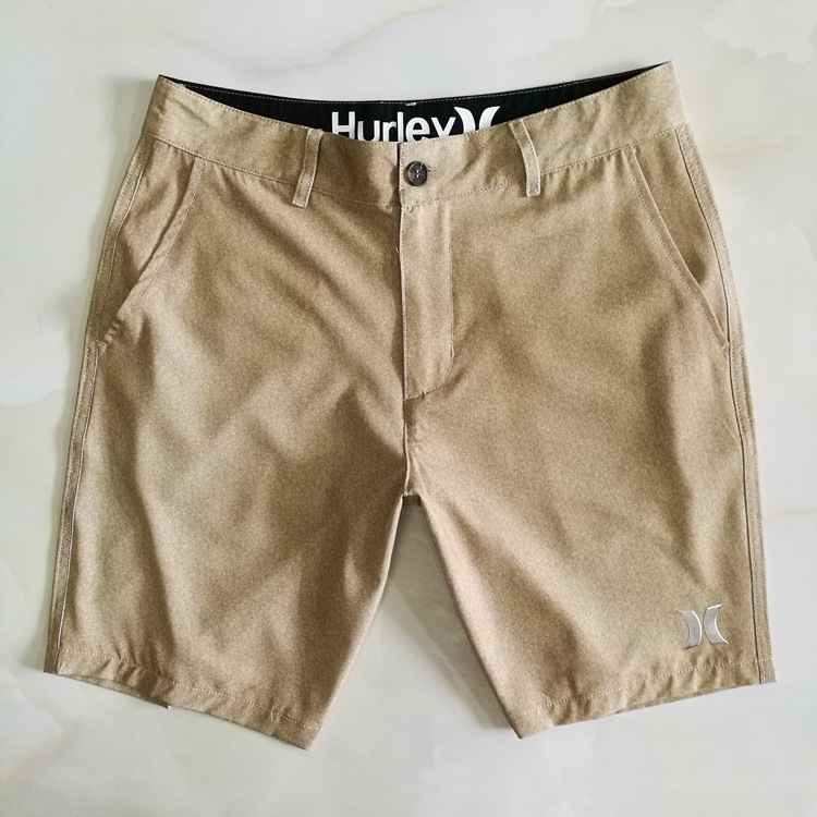 New Style Hot Sales MEN'S Beach Pants Quick-Dry Shorts Men's Swimming Trunks Casual Household Shorts Stretch Pants