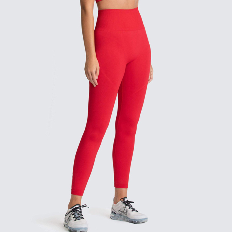 Image 4 - Vital Seamless Gym Leggings Womens Push Up Sports Running Fitness Tights Athletic High Waist Yoga Pants Plus Size 12 ColorsYoga Pants   -